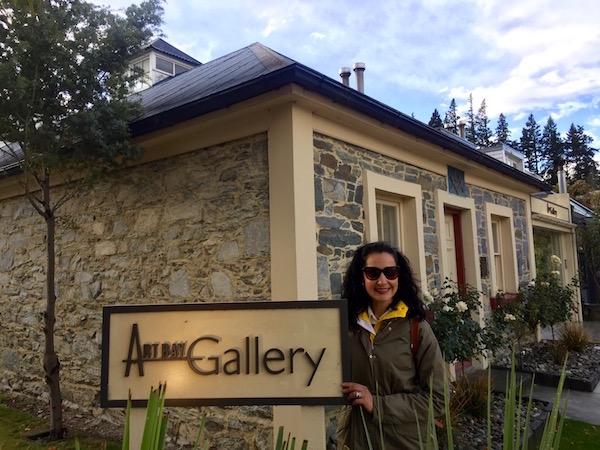 Art Bay Gallery-Andorreando por el Mundo