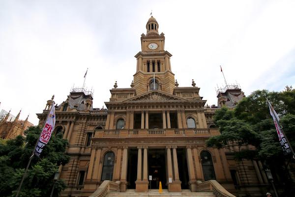 Ayuntamiento Sidney-Andorreando por el Mundo
