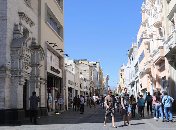 Calle Mercaderos