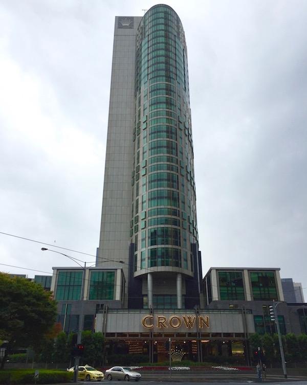 Casino Crown-Andorreando por el Mundo