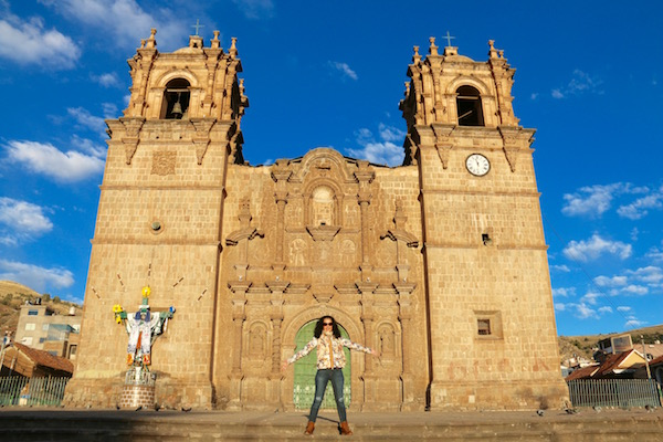 Catedral Basilica Menor Puno