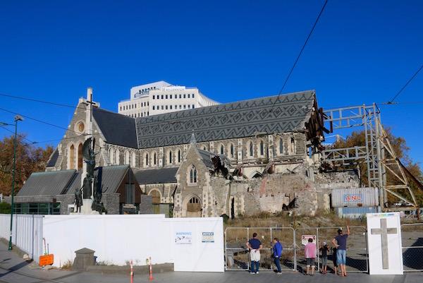 Catedral Christchurch-Andorreando por el Mundo