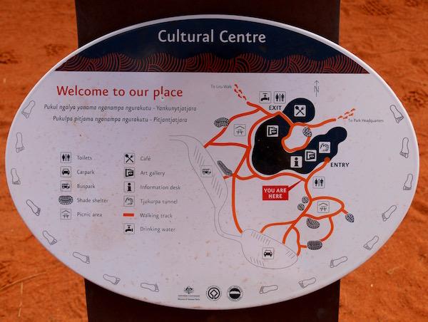Centro Cultural Uluru- Kata Tjuta-Andorreando por el Mundo
