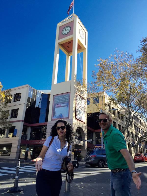 Clock Tower-Andorreando por el Mundo