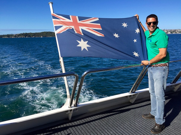 Crucero MV Sydney 2000-Andorreando por el Mundo