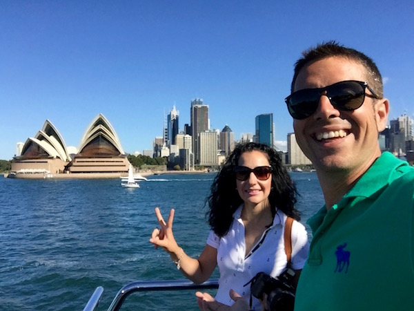 Crucero Sydney-Andorreando por el Mundo