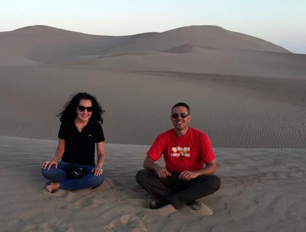 Desierto Huacachina-Andorreando por el Mundo.