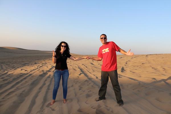 Desierto Huacachina-Andorreando por el Mundo