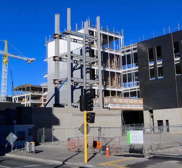 Edificios Christchurch-Andorreando por el Mundo