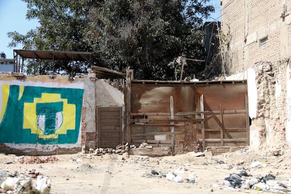 Edificios Destruidos Ica-Andorreando por el Mundo