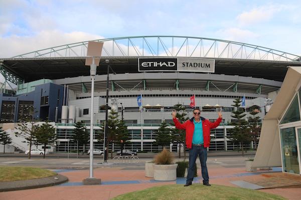 Estadio Etihad-Andorreando por el Mundo