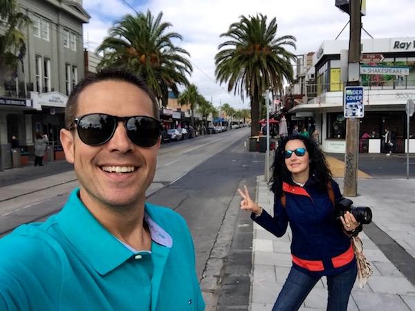 Fitzroy Street-Andorreando por el Mundo