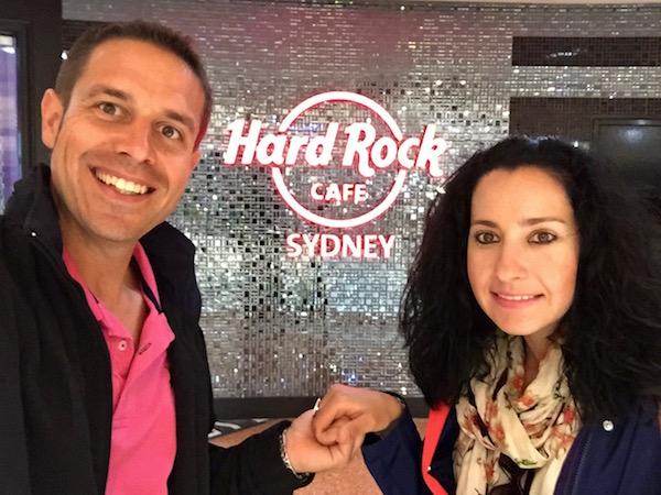 Hard Rock Cafe-Andorreando por el Mundo