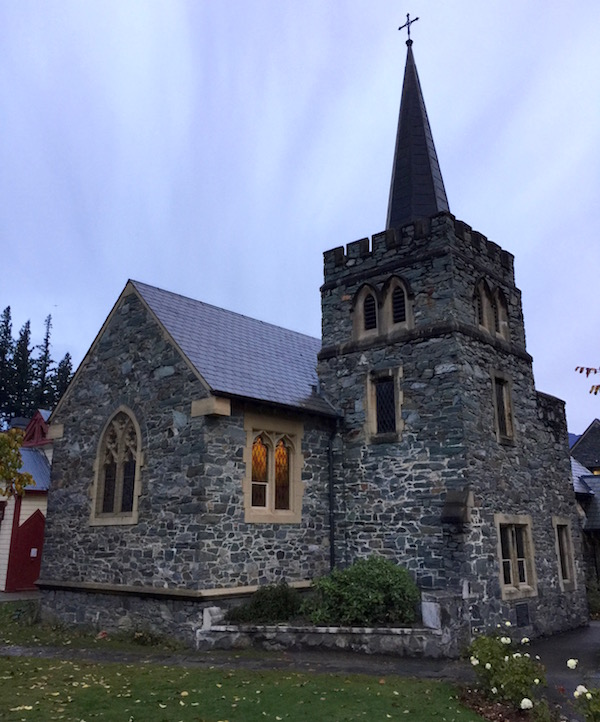 Iglesia Anglicana Peter,s-Andorreando por el Mundo