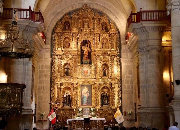Iglesia Compañía