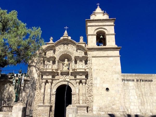 Iglesia San Juan Bautista-Andorreando por el Mundo