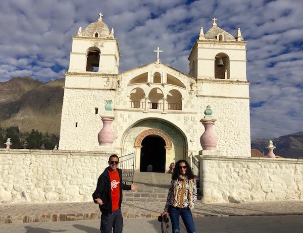 Iglesia Santa Ana Maca