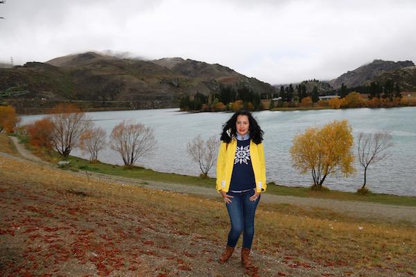 Lago Dunstan-Andorreando por el Mundo