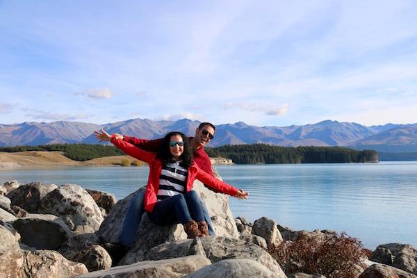Lago Pukaki-Andorreando por el Mundo.
