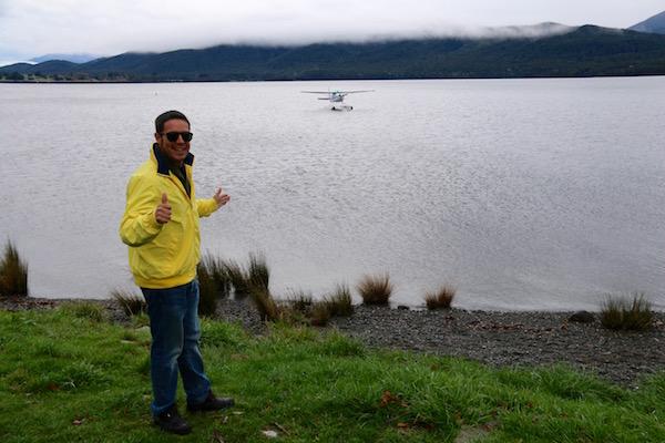 Lago Te Anau-Andorreando por el Mundo