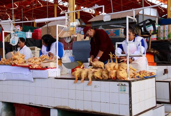 Mercado San Camilo.