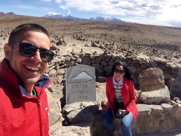 Mirador Andes