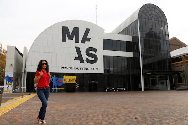 Museo Powerhouse-Andorreando por el Mundo