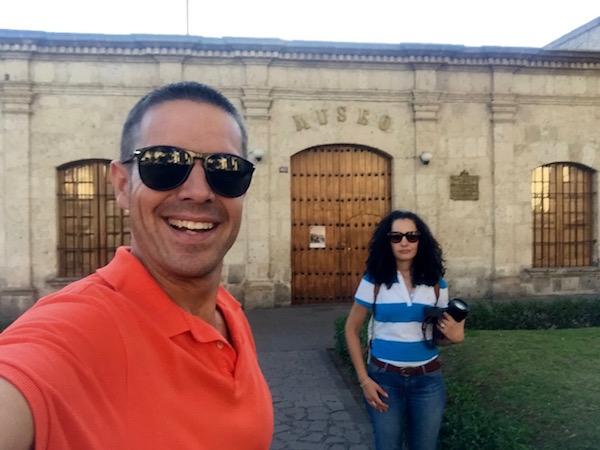 Museo San Francisco de Asis Arequipa
