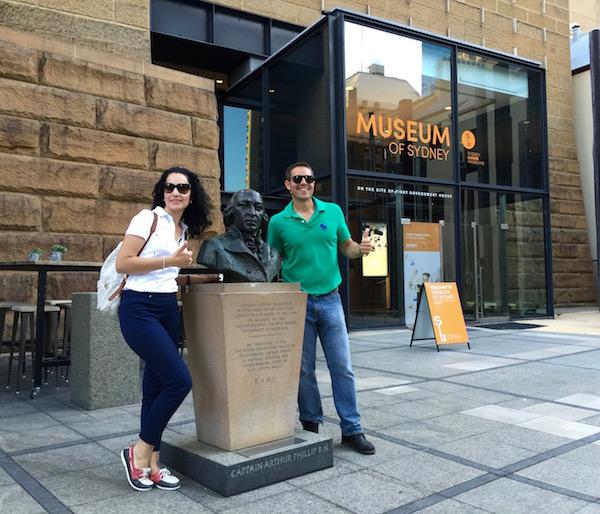 Museo of Sidney-Andorreando por el Mundo