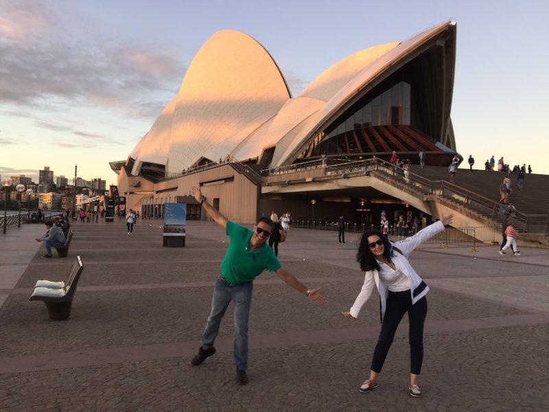 Opera Sídney-Andorreando por el Mundo