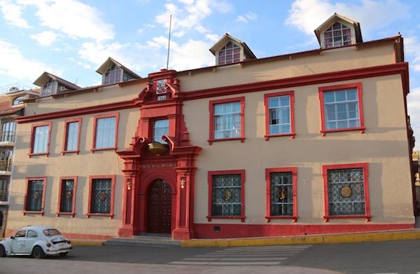Palacio de Justicia Puno