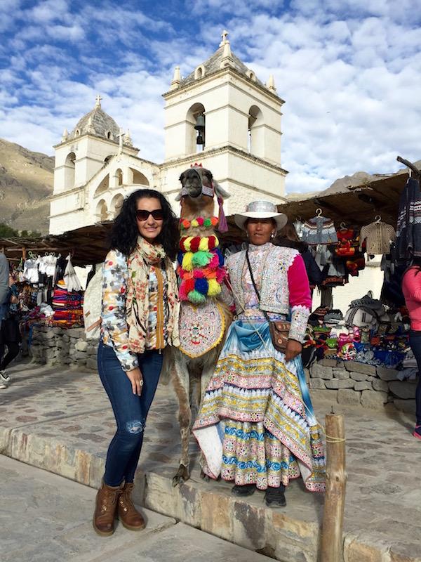 Pueblo Maca