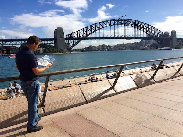 Puente Harbour-Andorreando por el Mundo