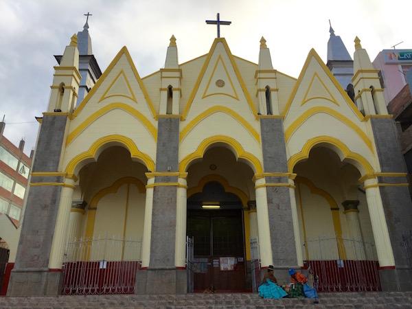 Santuario Virgen Candelaria
