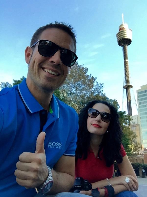 Sidney Tower Eye-Andorreando por el Mundo