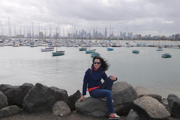 St Kilda Marina-Andorreando por el Mundo,
