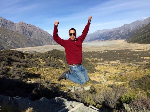 Valle Tasman Jump-Andorreando por el Mundo