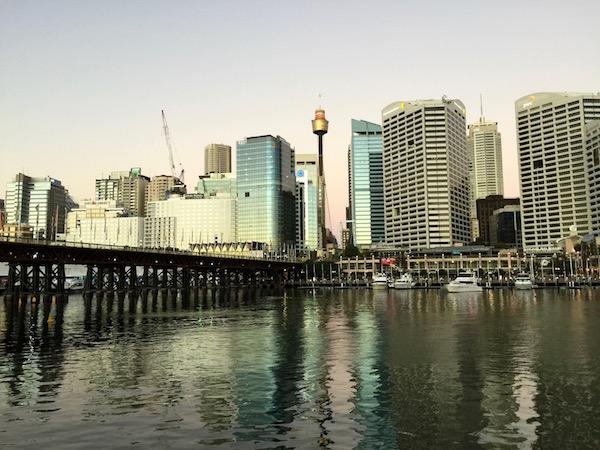 Vistas Darling Harbour-Andorreando por el Mundo