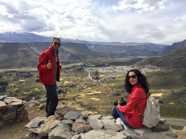 Vistas Valle Colca