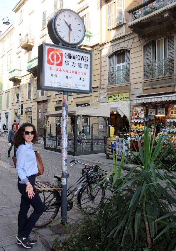 Calles Barrio Chinatown
