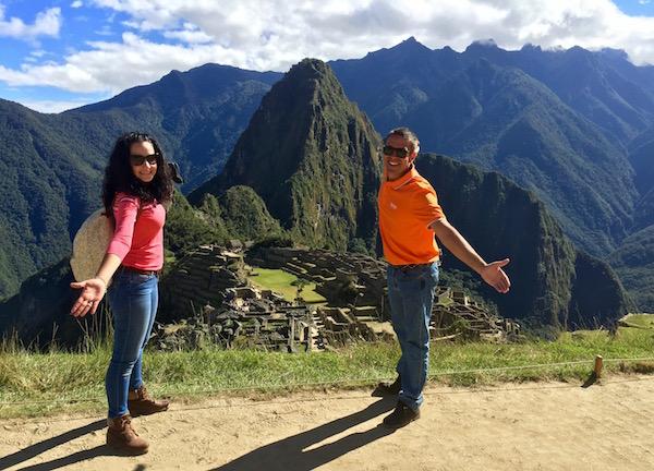 Ciudadela Machu Picchu Maravilla Del Mundo Moderno