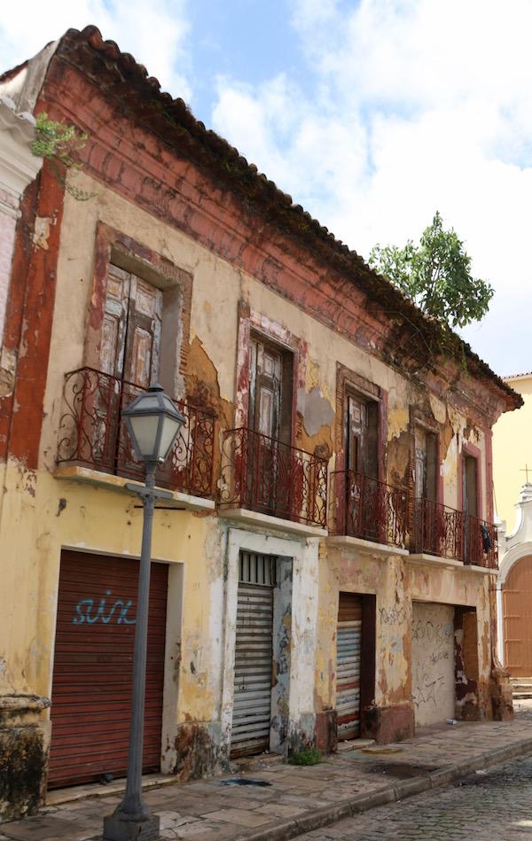 Edificios Coloniales,