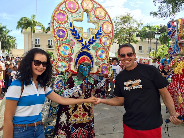 Fiesta San Luís.