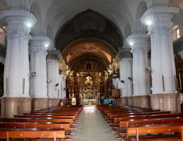 Iglesia Santa María África