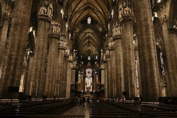 Interior Catedral Duomo