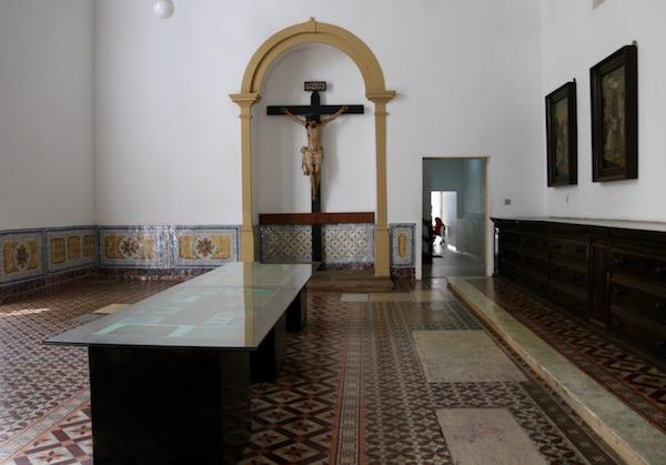 Interior Iglesia San Luís