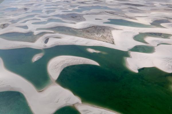 Lagunas Lencois Maranhenses