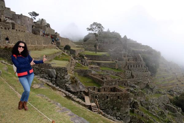 Niebla Machu Picchu
