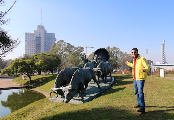 Parque José Batlle y Ordóñez