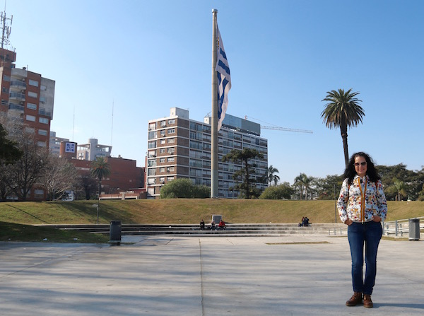 Plaza Democracia